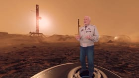 Buzz Aldrin Wants To Take You To Mars--And Other Stories You Might've Missed