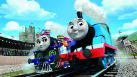 This Is How Thomas The Tank Engine Toys Come To Life