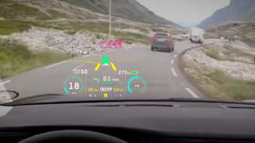 Your Introduction To AR Will Most Likely Be In Your Car