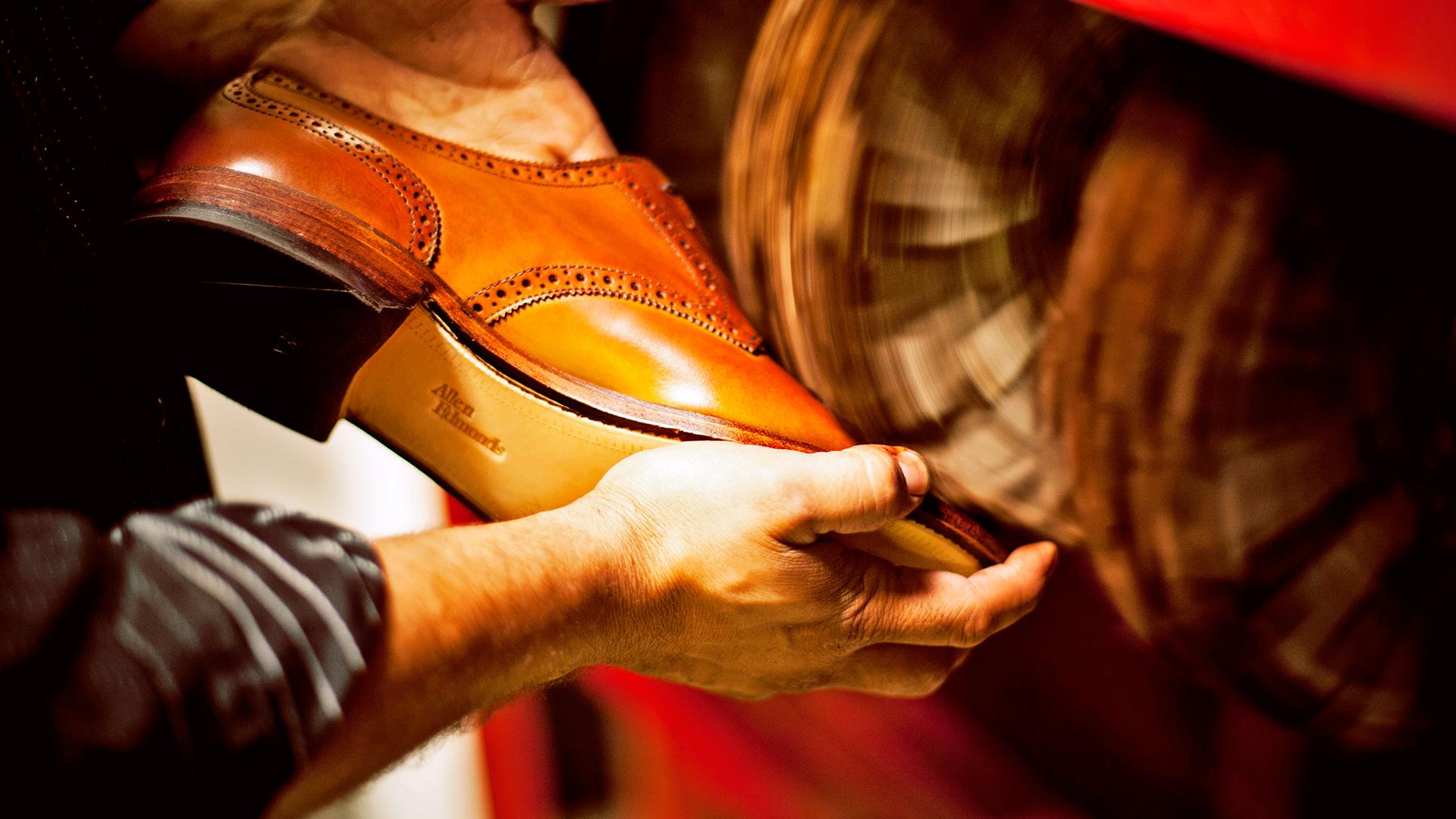 7221b9b16c1 How Old-School Shoe Brand Allen Edmonds Reinvented Its Image