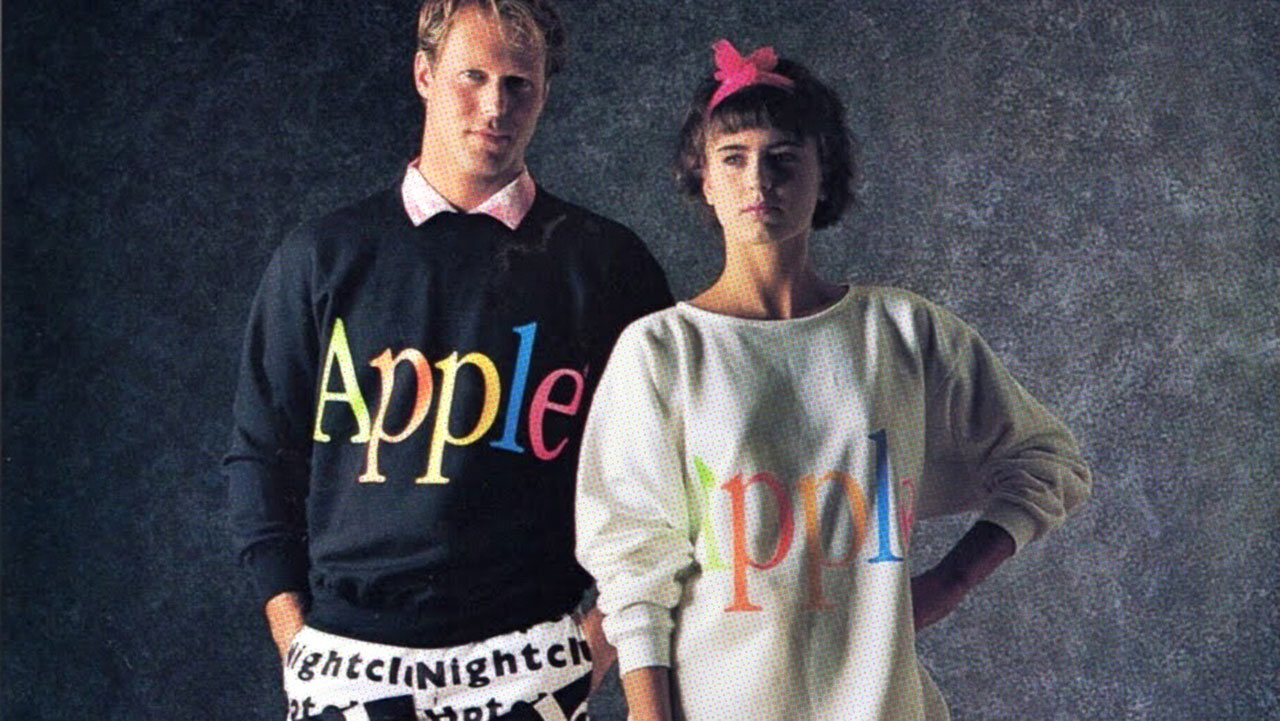 Image result for apple clothing line