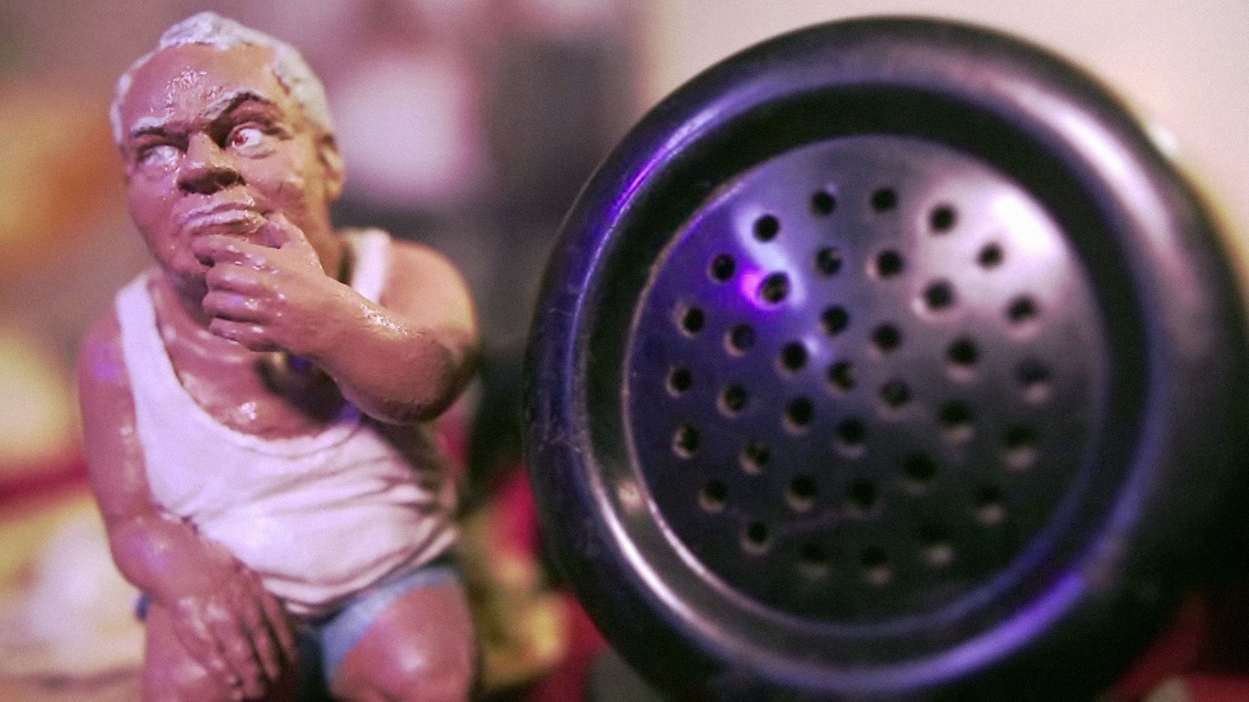 Voicemails From Grandpa And 3-D Printing Power This Unusual Comedy Short