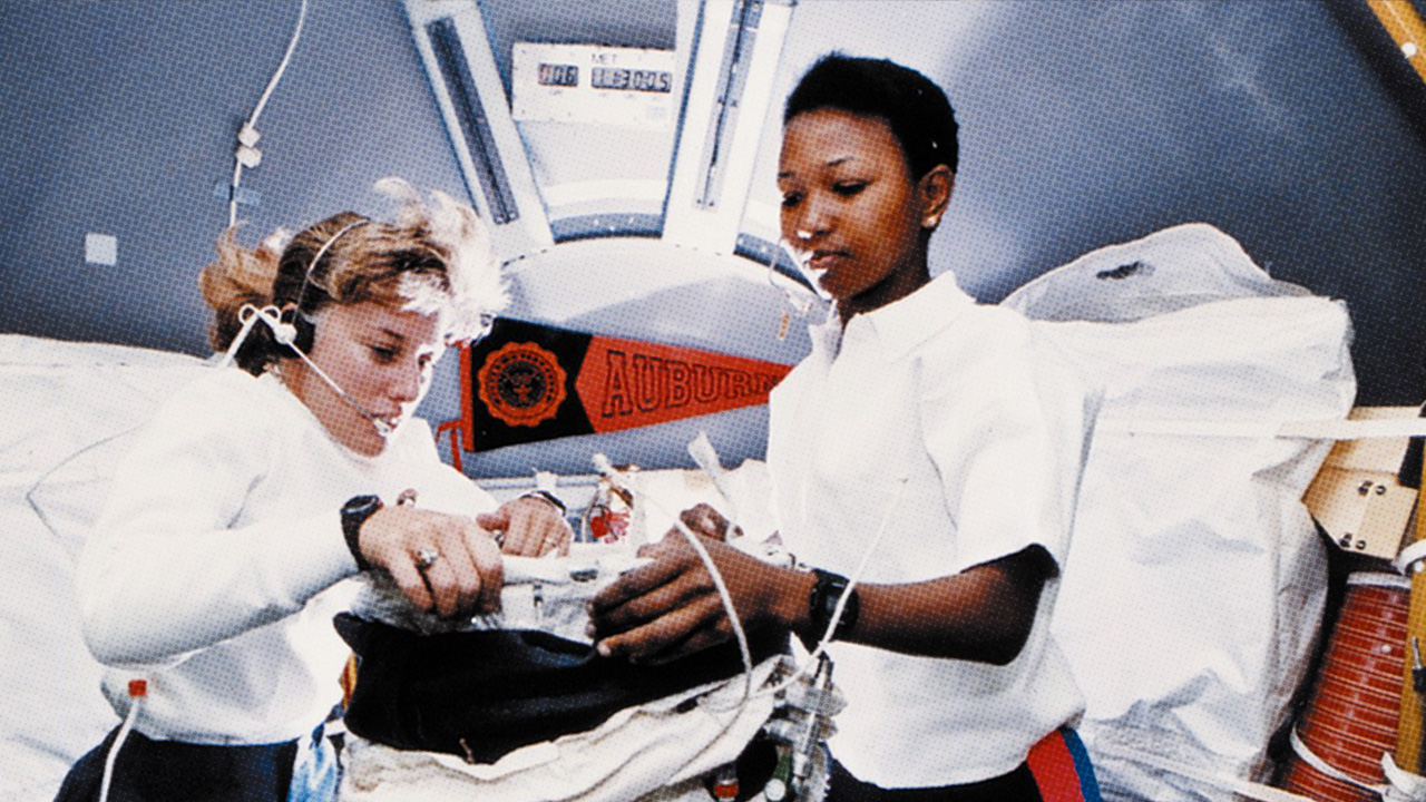 The First Black Female Astronaut On Fear, Audacity, And ...
