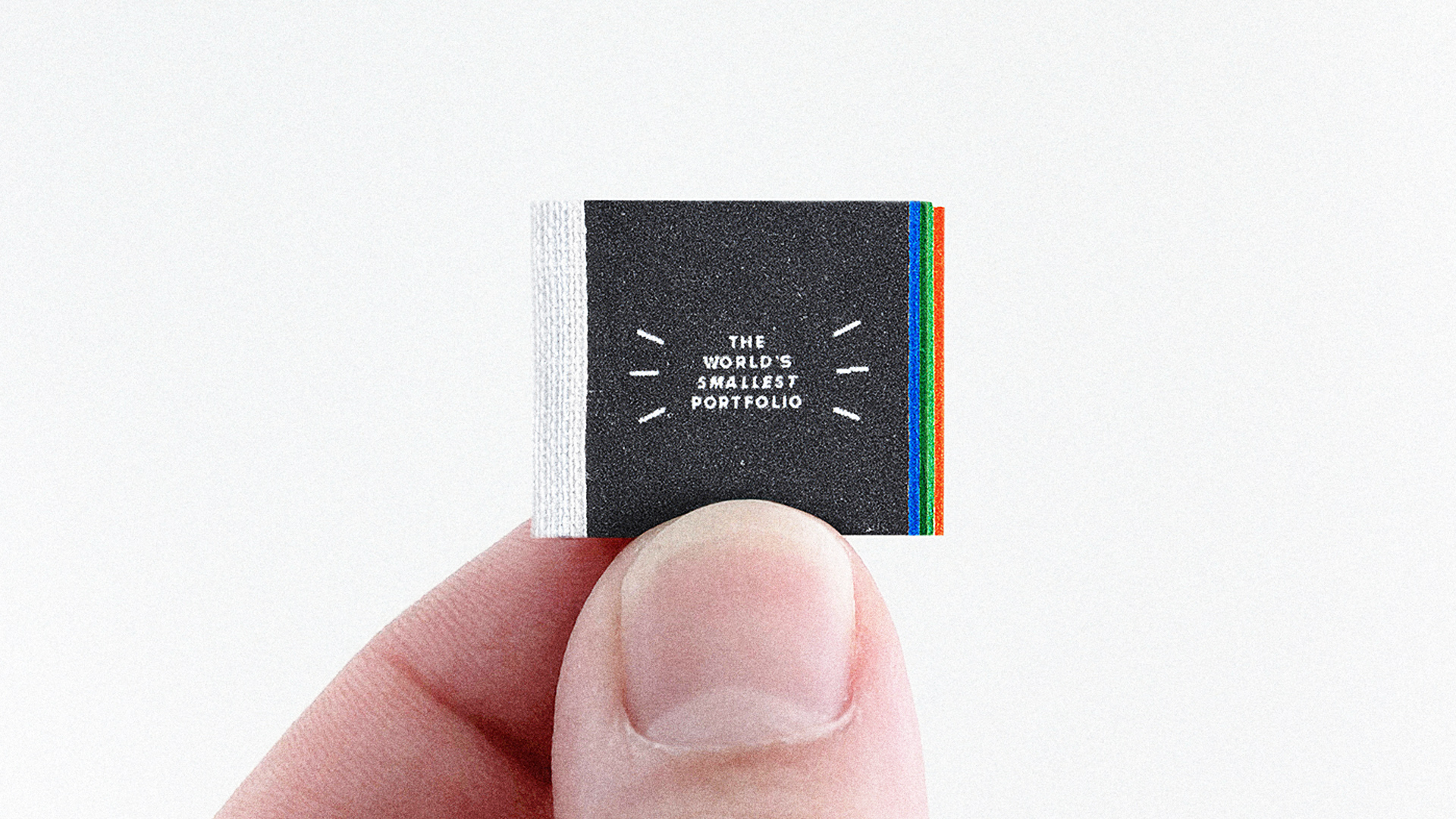 Only The Biggest Ideas Make It Into The World'S Tiniest Design