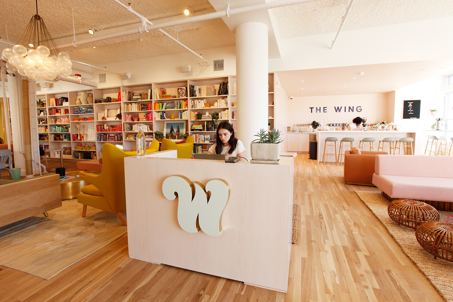 The Wing: Manhattan's First All-Female Coworking Space And Social Club