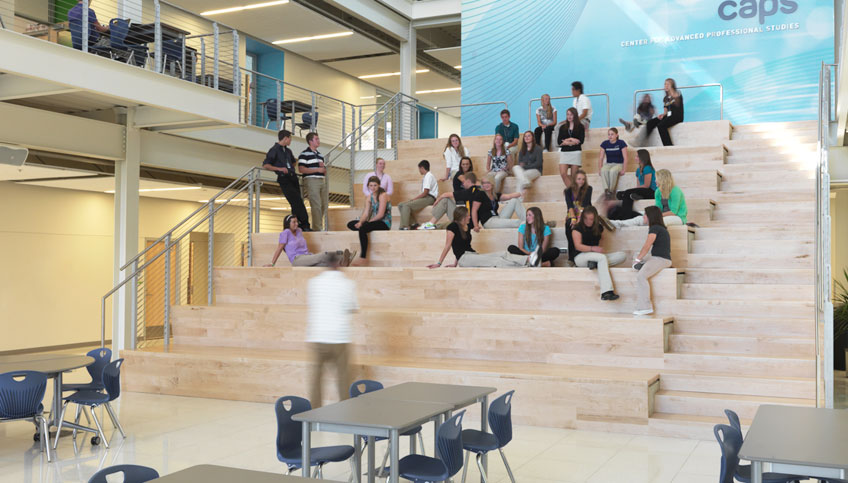 Innovative High School Classroom Design : What schools can learn from google ideo and pixar co
