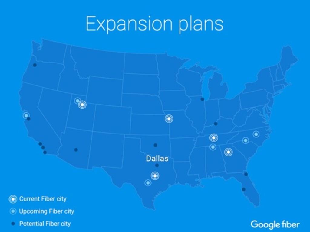 Google Fiber hits speed bumps as Alphabet looks to cut costs