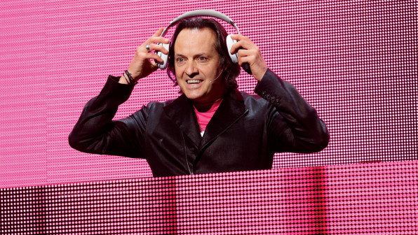 Who The @!#$&% Is This Guy? John Legere's Strategy For Taking New ...