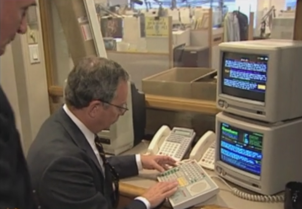 How the Bloomberg Terminal Made History–And Stays Ever Relevant